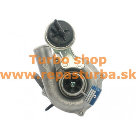 Renault Megane II 1.5 dCi Turbo Od 11/2001