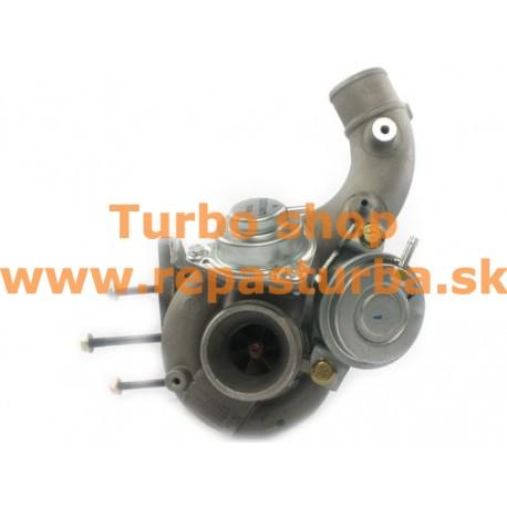 Renault Vel Satis 2.0 16V Turbo Turbo Od 01/2002