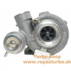 Saab 9-5 2.3 Turbo Turbo 09/1999 - 12/2001