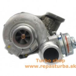 Volkswagen Crafter 2.5 TDI Turbo 01/2006 - 12/2011