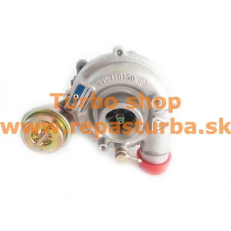 Volkswagen Sharan I 1.9 TDI Turbo 09/1995 - 02/2000