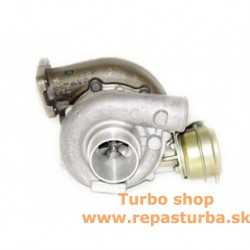 Volkswagen T4 Transporter 2.5 TDI Turbo 05/1998 - 12/2003