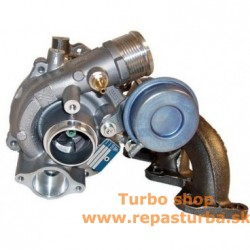 Volkswagen Touran 1.4 TSI Turbo 01/2007 - 05/2010