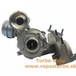 Volkswagen Touran 1.9 TDI Turbo 03/2003 - 08/2003
