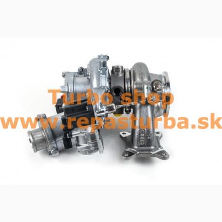 Audi S3 2.0 TFSI (8V) Turbo Od 05/2013