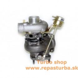 Alfa Romeo 155 2.0 Turbo Q4 Turbo 01/1992 - 12/1997