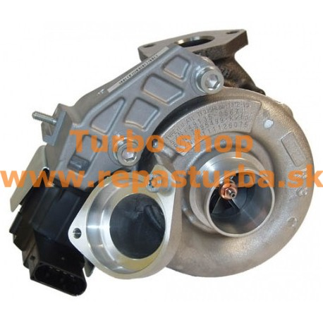BMW 318 d (E90/E90N/E91/E91N) Turbo 01/2005 - 12/2007