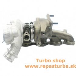 Audi A3 1.4 TSI (8P/PA) Turbo Od 01/2007