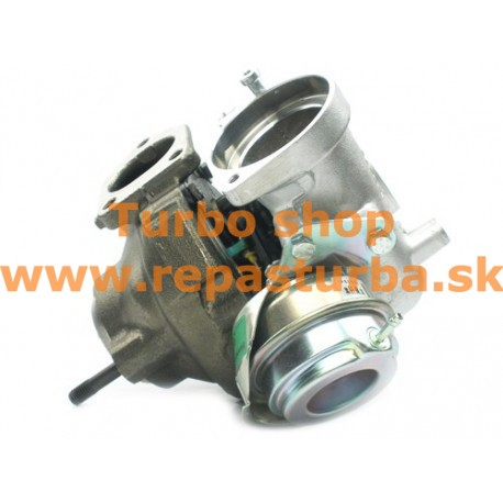 BMW 530 d (E60/E61) Turbo 06/2002 - 12/2005