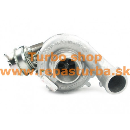 Audi A4 2.5 TDI (B6) Turbo 01/2000 - 12/2002