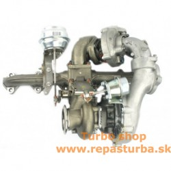 BMW 535 d (E60/E61) Turbo 01/2004 - 03/2007