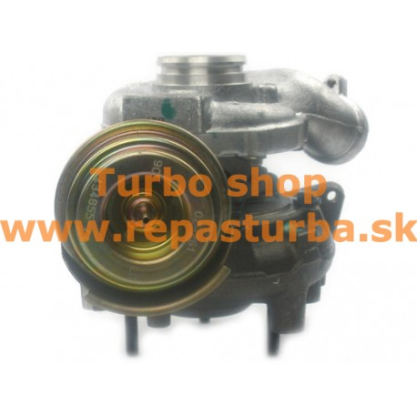 Audi A8 3.3 TDI (D2) Turbo 01/1999 - 12/2002