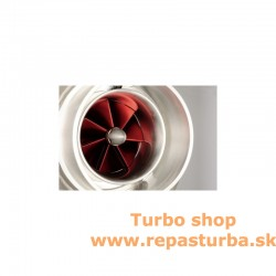 New Holland CX820 2700 206 kW turboduchadlo