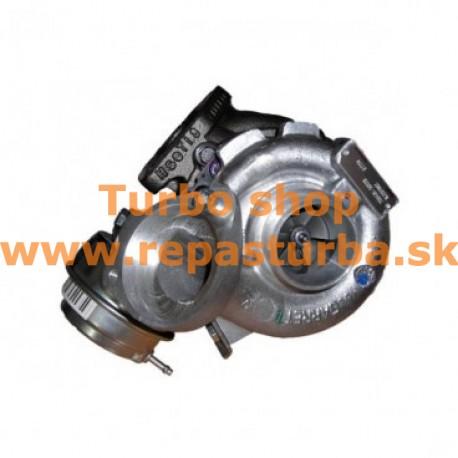 BMW X3 2.0 d (E83/E83N) Turbo Od 01/2001