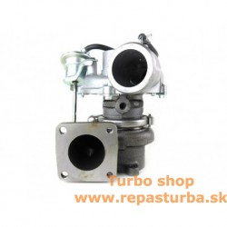 Chrysler Voyager III 2.5 CRD Turbo 01/2000 - 05/2008