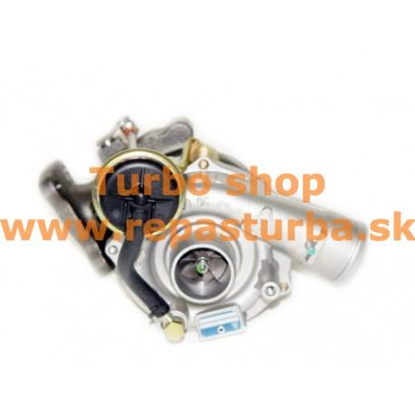 Citroen Jumper 2.2 HDi Turbo Od 10/2001