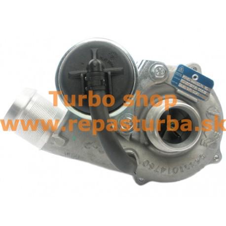 Citroen Nemo 1.4 HDi 70 Turbo Od 01/2007