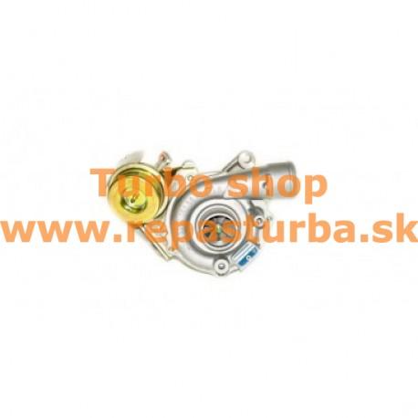 Citroen Xantia 2.0 HDi Turbo 01/1998 - 12/2001