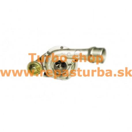 Fiat Punto II 1.9 JTD Turbo 01/2002 - 10/2003