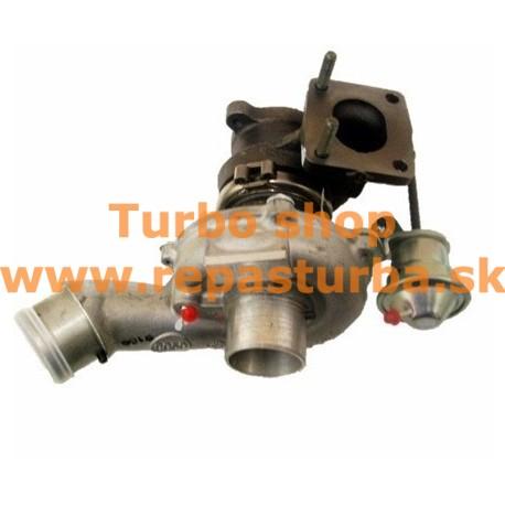 Fiat Punto II 1.9 JTD Turbo 01/2003 - 12/2005