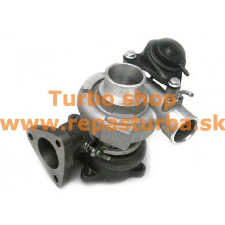 Hyundai Gallopper 2.5 TDI Turbo 08/2000 - 12/2003