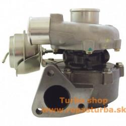 Hyundai Santa Fe 2.0 CRDi Turbo 12/2003 - 09/2004