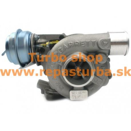 KIA Carens II 2.0 CRDi Turbo 01/2002 - 06/2006