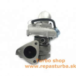 KIA Pregio 2.5 TCI Turbo Od 01/2002