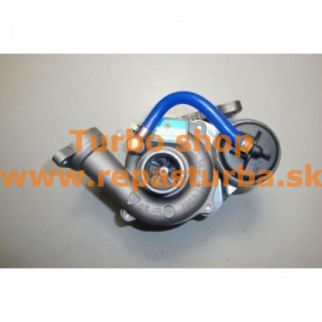 Mazda 2 1.4 MZ-CD Turbo 01/2003 - 12/2007