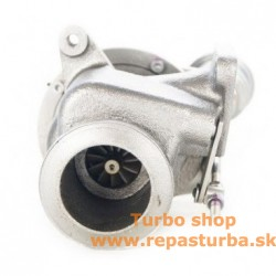 Mercedes A-Trieda 170 CDI (W168) Turbo 07/1998 - 12/2001