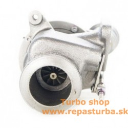 Mercedes A-Trieda 170 CDI (W168) Turbo 02/2001 - 10/2004