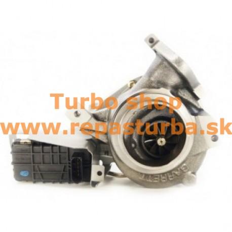 Mercedes-Benz C-Trieda 200 CDI (W204) Turbo Od 03/2007