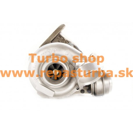 Mercedes-Benz E-Trieda 270 CDI (W210) Turbo 01/1999 - 12/2002