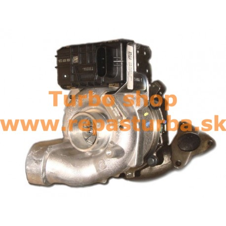 Mercedes-Benz E-Trieda 420 CDI (W211) Turbo 06/2006 - 03/2009