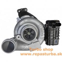 Mercedes-Benz M-Trieda 320 CDI (W164) Turbo 01/2005 - 12/2009