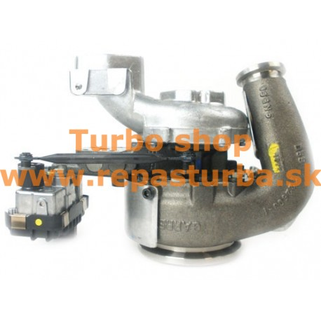Mercedes-Benz M-Trieda 400 CDI (W163) Turbo 01/2001 - 12/2005