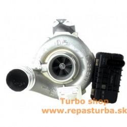 Mercedes-Benz R-Trieda 350 CDI (V251) Turbo 07/2010 - 12/2012