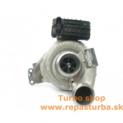 Mercedes-Benz S-Trieda 320 CDI (W221) Turbo 01/2006 - 12/2008