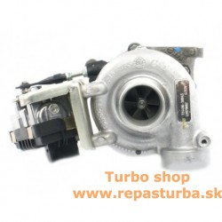 Mercedes-Benz S-Trieda 400 CDI (W220) Turbo 01/1998 - 12/2002