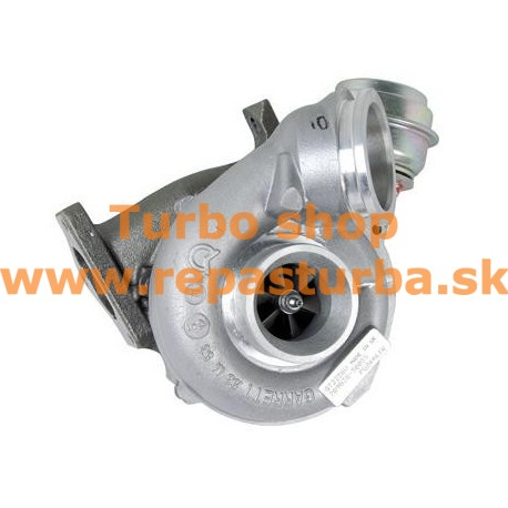 Mercedes-Benz Sprinter I 216CDI/316CDI/416CDI Turbo 01/2000 - 12/2006