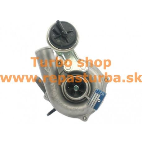 Nissan Almera 1.5 dCi Turbo Od 11/2001