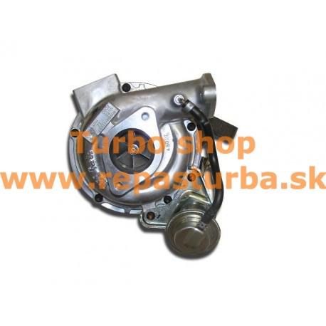 Nissan CabStar 2.5 Dci Turbo 01/2006 - 01/2011