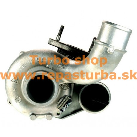 Nissan Interstar 2.5 dCI Turbo Od 01/2001