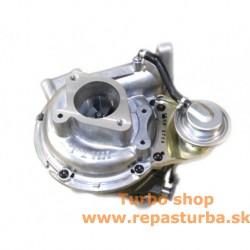 Nissan Navara 2.5 DI Turbo Od 01/2002