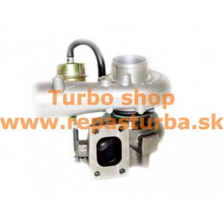 Nissan Terrano II 2.7 Di Turbo Od 01/2001