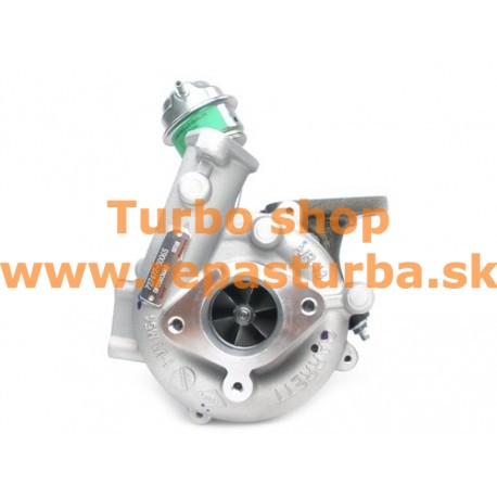 Nissan X-Trail 2.2 DI (T30) Turbo 01/2001 - 12/2007