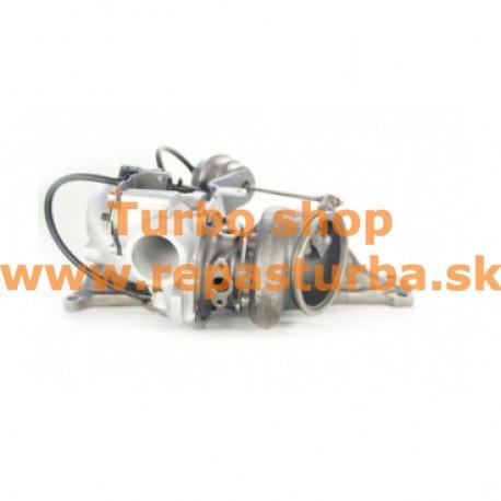 Opel Astra G 2.0 16V Turbo Turbo 08/2000 - 12/2003