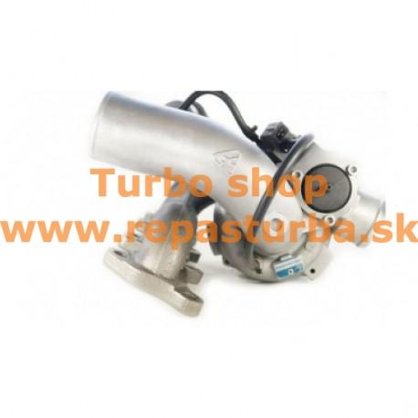 Opel Astra G 2.0 16V Turbo Turbo 01/2003 - 12/2004