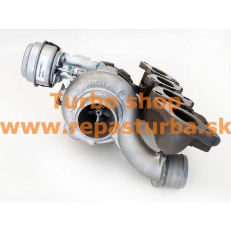 Opel Astra H 1.9 CDTI Turbo Od 01/2004