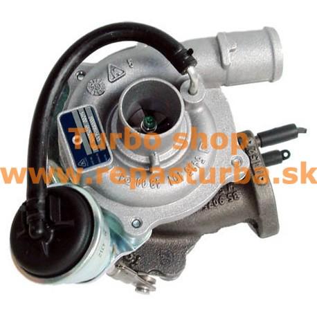 Opel Combo C 1.3 CDTI Turbo Od 07/2002